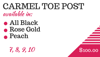 FITFLOP CARMEL TOE POST COLORS